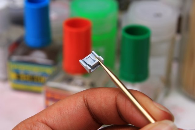 画像5: ガンプラ専用・塗装スティック 50本入