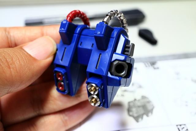 画像2: MG 百式Ver.2 専用パーツセット