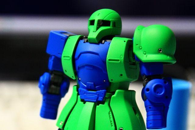画像3: PPカラー117 旧ザク専用緑 光沢 30ml