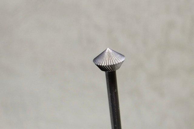 画像1: 菱形ビット 3mm