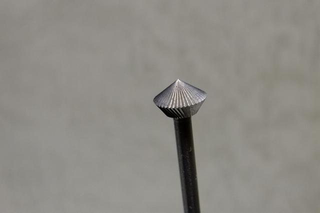 画像1: 菱形ビット 1mm