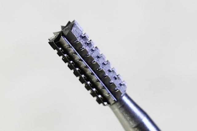 画像1: 円柱粗目ビット-3mm