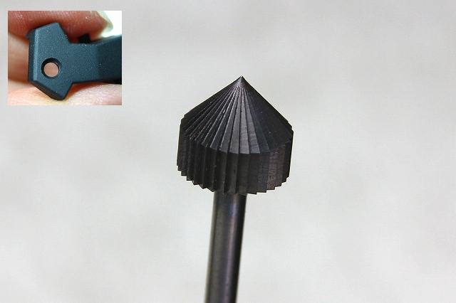 画像1: 五角形ビット 4mm