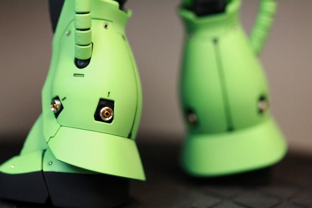 画像3: PPカラー・量産ザク5色セット