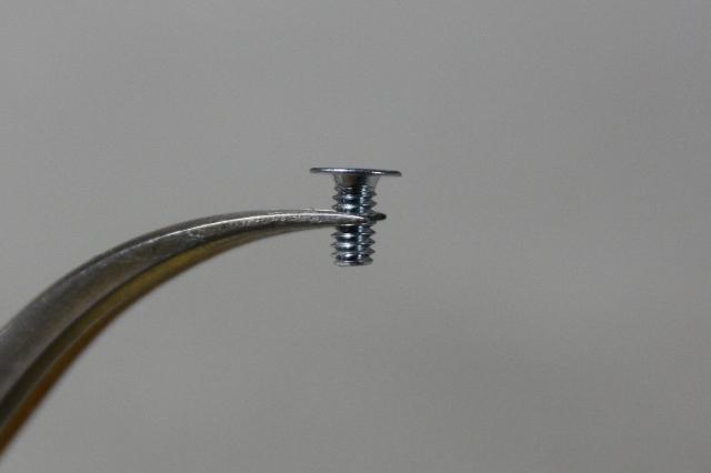 画像1: ネジPC1704 プラス・超低平頭・M1.7-L4mm 30本入