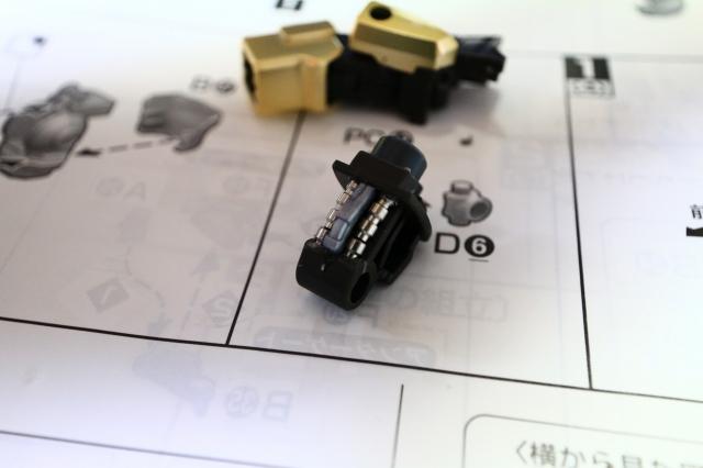 画像3: MG 百式Ver.2 専用パーツセット
