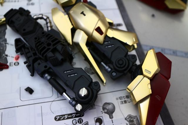 画像5: MG 百式Ver.2 専用パーツセット