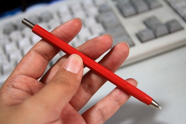 画像2: ペン型ヤスリ 凹ヤスリ