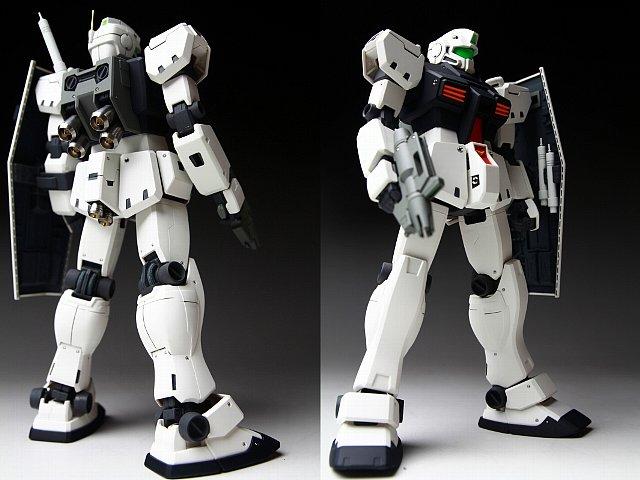 画像3: MGジム改-Type-C専用パーツセット 2011版