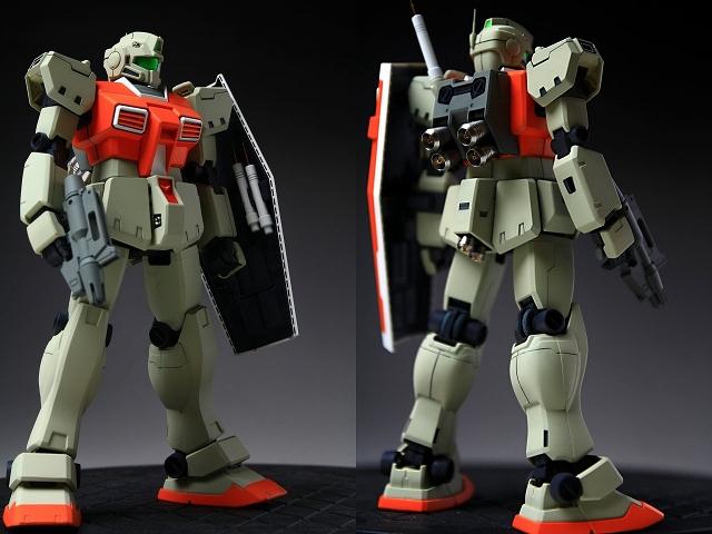 画像2: MGジム改-Type-C専用パーツセット 2011版