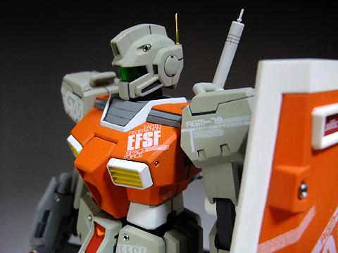 画像4: MGジム改-Type-C専用パーツセット 2011版
