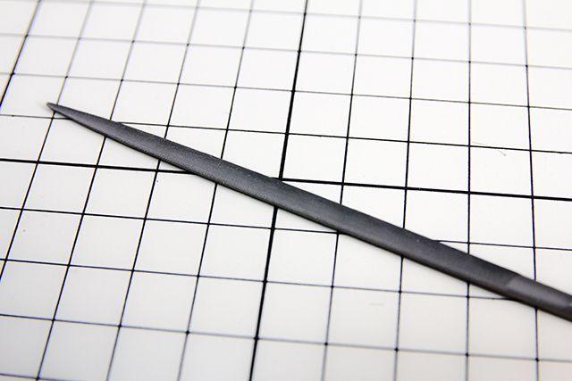画像1: 仕上げヤスリ 楕円