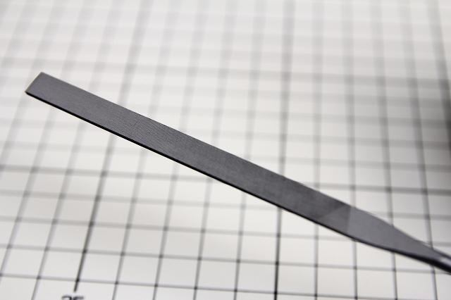画像1: 仕上げヤスリ 平-四角