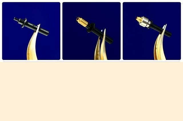 画像4: PPノズルJ フルセット 4セット入 【MGサイズ】