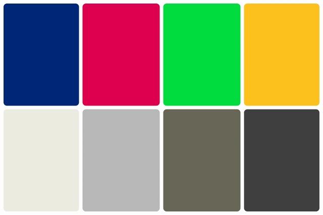 画像3: PPカラー・ユニコーン・レッドフレーム8色セット