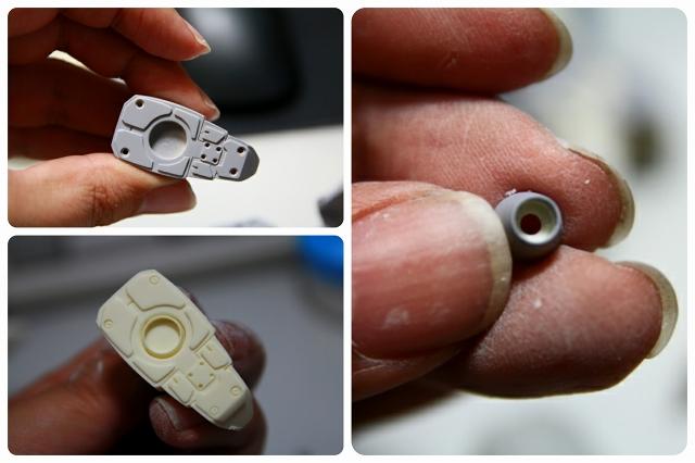 画像2: 円盤ビット-低頭 3mm 1本入