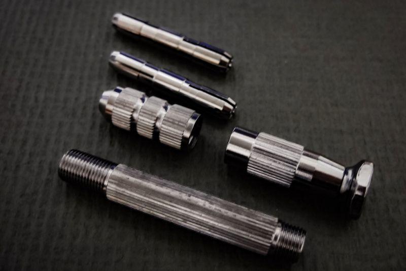 画像4: 高精度ピンバイス(E型)  0.1〜3.0mm