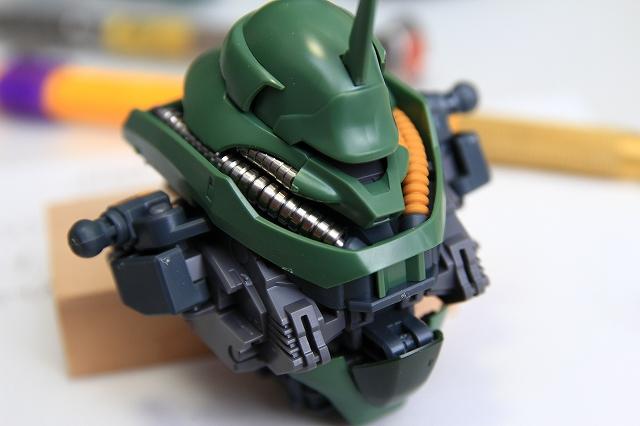 画像1: MG ギラドーガ専用パーツセット