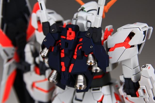 画像1: MGユニコーン・デストロイモード専用パーツセット