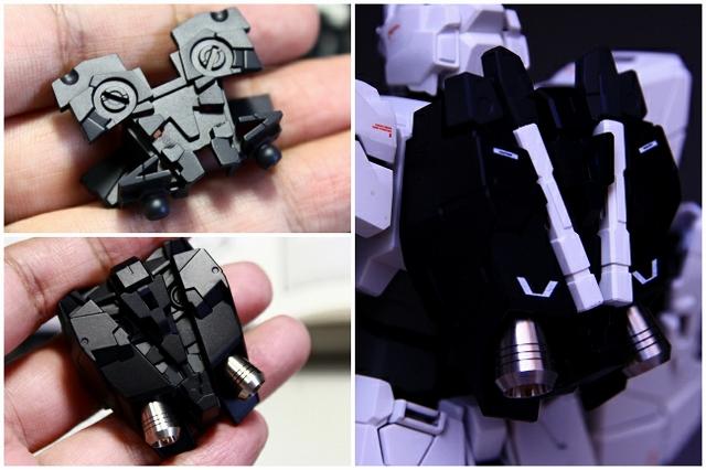 画像5: MGユニコーン・ユニコーンモード専用パーツセット