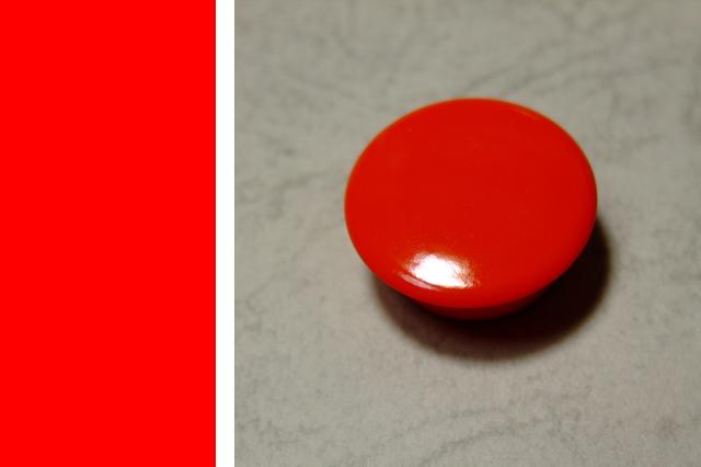 画像1: PPカラー102 ビビッド・レッド 半光沢 30ml