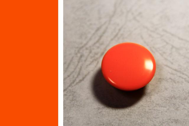画像1: PPカラー101 ビビッド・オレンジ 半光沢 30ml