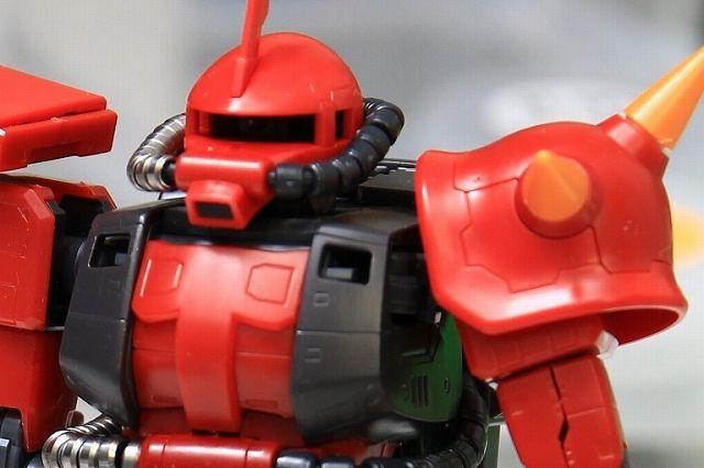 画像1: RGジョニーライデン専用ザクII専用パーツセット(U09)