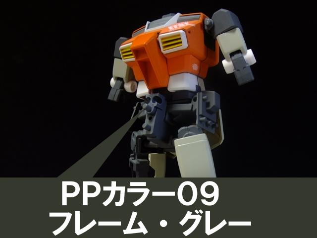 画像1: PPカラー09・フレームグレー