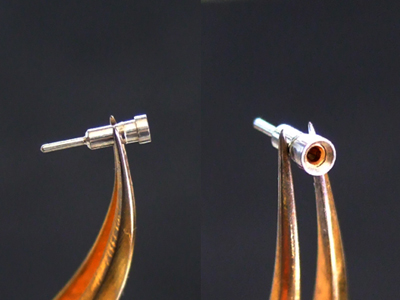 画像1: PPソケットノズルA1 軸1.5mm 20個入