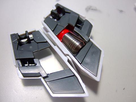 画像3: MG ユニコーンガンダム専用パーツセット