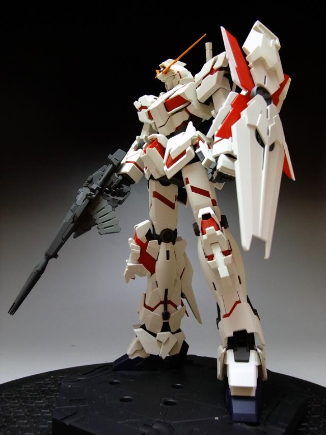 画像4: MG ユニコーンガンダム専用パーツセット