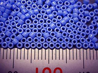 画像1: STパイプA-径1.7長1.3mm バイオレット01 50個入